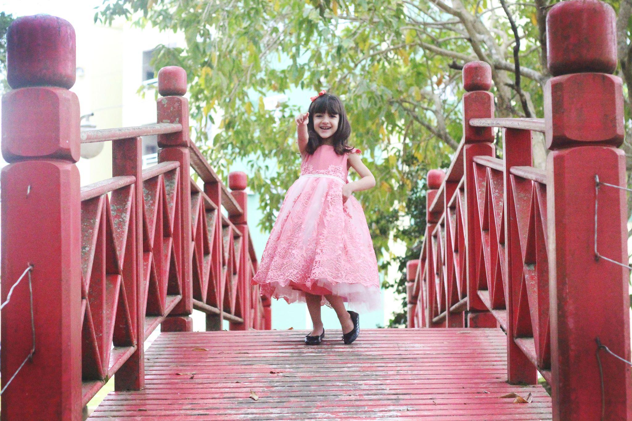 Curso de costura de vestido de festa infantil – Turma nº 01