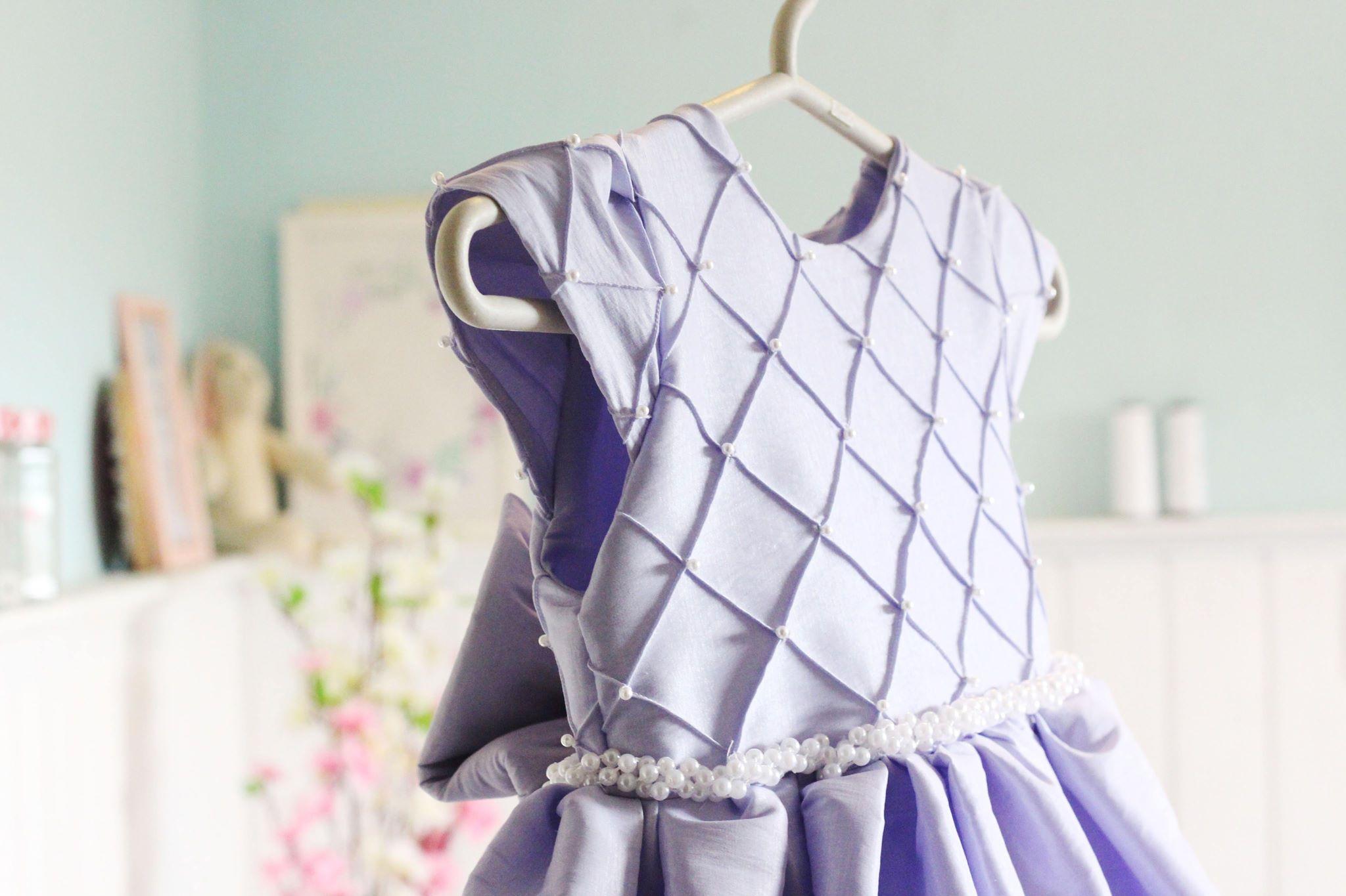 Curso de costura de vestido de festa infantil – Turma nº 03