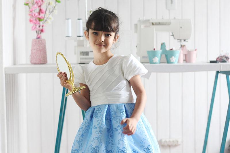 Curso de costura de vestido de festa infantil – Turma nº 02