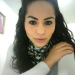 Cheila de Oliveira - Aluna do Curso de costura de vestido de festa infantil