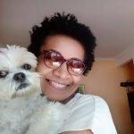 Marcia R. Ferreira Salomão - Aluna do Curso de costura de vestido de festa infantil
