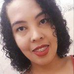 Michelle Ortiz M. Aguiar - Aluna do Curso de costura de vestido de festa infantil